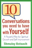 Portada de 10 CONVERSATIONS YOU NEED TO HAVE WITH YOURSELF