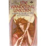 Portada de THE WANDERING UNICORN