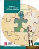 Portada de CIENCIAS PARA EL MUNDO COMTEMPORANEO.SEGUNDA LINEA 2010
