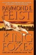 Portada de KING OF FOXES, BOOK II: CONCLAVE OF SHADOWS
