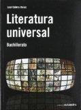 Portada de LITERATURA UNIVERSAL