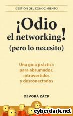 Portada de ¡ODIO EL NETWORKING! (PERO LO NECESITO) - EBOOK