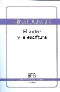 Portada de EL AUTOR Y LA ESCRITURA