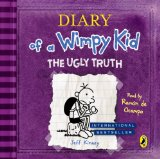 Portada de BY JEFF KINNEY - DIARY OF A WIMPY KID: THE UGLY TRUTH (BOOK 5) (UNABRIDGED)