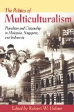 Portada de THE POLITICS OF MULTICULTURALISM: PLURALISM AND CITIZENSHIP IN MALAYSIA, SINGAPORE, AND INDONESIA
