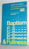 Portada de BAPTISM AND FULLNESS : THE WORK OF THE HOLY SPIRIT TODAY