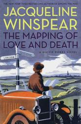 Portada de THE MAPPING OF LOVE AND DEATH