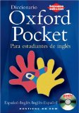Portada de DICC OXF POCKET ESP-ING/ING-ESP 3ED
