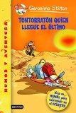 Portada de TONTORRATON QUIEN LLEGUE EL ULTIMO: ¡CON MANUAL PARA SOBREVIVIR EN EL DESIERTO!