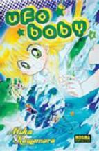 Portada de UFO BABY 4: OH GREAT