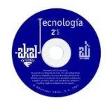 Portada de ESO 2º TECNOLOGÍA. CD DEL PROFESOR