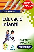 Portada de EDUCACIO INFANTIL: COS DE MESTRES: SUPOSITS PRACTICS
