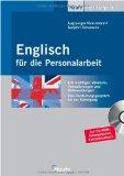 Portada de ENGLISCH FÜR DIE PERSONALARBEIT: VOM VORSTELLUNGSGESPRÄCH BIS ZUR KÜNDIGUNG