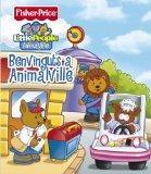 Portada de BENVINGUTS A ANIMALVILLE
