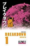 Portada de BREAKDOWN 1 - IMPACTO