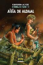 Portada de HISTORIAS DE CYANN Nº 3: AYEYA DEL ALDAAL