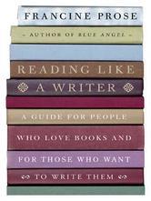 Portada de READING LIKE A WRITER