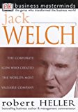 Portada de JACK WELCH (BUSINESS MASTERMINDS) BY ROBERT HELLER (2001-03-15)