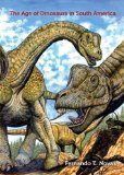 Portada de THE AGE OF DINOSAURS IN SOUTH AMERICA (LIFE OF THE PAST) FIRST EDITION BY NOVAS, FERNANDO E. (2009) HARDCOVER