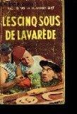 Portada de LES CINQ SOUS DE LAVARÈDE