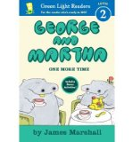 Portada de [( GEORGE AND MARTHA: ONE MORE TIME )] [BY: JAMES MARSHALL] [SEP-2011]