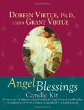 Portada de ANGEL BLESSINGS CANDLE KIT BY DOREEN VIRTUE PHD (AUDIOBOOK, 25 OCT 2007) PAPERBACK