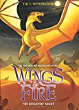 Portada de WINGS OF FIRE BOOK FIVE: THE BRIGHTEST NIGHT BY TUI T. SUTHERLAND (2014-03-25)
