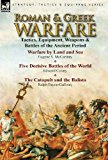 Portada de ROMAN & GREEK WARFARE: TACTICS, EQUIPMENT, WEAPONS & BATTLES OF THE ANCIENT PERIOD BY EUGENE S. MCCARTNEY (2013-07-15)