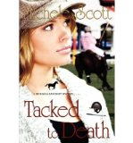 Portada de [(TACKED TO DEATH)] [AUTHOR: MICHELE SCOTT] PUBLISHED ON (FEBRUARY, 2008)