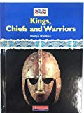 Portada de HISTORY TOPIC BOOKS: WARS AND WARRIORS: KINGS, CHIEFS AND WARRIORS (CASED) (ROMANS, SAXONS, VIKINGS) BY MARTIN WHITTOCK (1996-09-12)