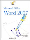 Portada de WORD 2007. MICROSOFT OFFICE (VISTO DA VICINO)