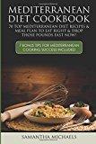 Portada de MEDITERRANEAN DIET COOKBOOK: 70 TOP MEDITERRANEAN DIET RECIPES & MEAL PLAN TO EAT RIGHT & DROP THOSE POUNDS FAST NOW!: ( 7 BONUS TIPS FOR MEDITERRA