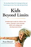 Portada de KIDS BEYOND LIMITS: THE ANAT BANIEL METHOD FOR AWAKENING THE BRAIN AND TRANSFORMING THE LIFE OF YOUR CHILD WITH SPECIAL NEEDS