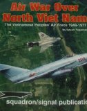 Portada de THE AIR WAR OVER NORTH VIETNAM (VIETNAM STUDIES GROUP)