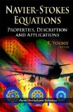 Portada de NAVIER-STOKES EQUATIONS: PROPERTIES, DESCRIPTION AND APPLICATIONS: PHYSICS RESEARCH AND TECHNOLOGY