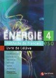 Portada de ENERGIE 4 LIVRE D'ELEVE+GRAMMAIRE