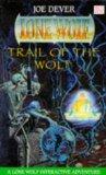 Portada de TRAIL OF THE WOLF (LONE WOLF)