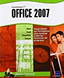 Portada de MICROSOFT OFFICE 2007. WORD, EXCEL, POWERPOINT Y OUTLOOK 2007