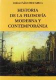 Portada de HISTORIA DE LA FILOSOFIA MODERNA Y CONTEMPORANEA