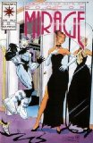 Portada de THE SECOND LIFE OF DOCTOR MIRAGE ISSUE 6 APRIL 1994