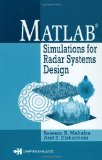 Portada de MATLAB SIMULATIONS FOR RADAR SYSTEMS DESIGN