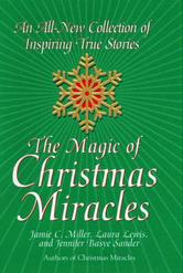 Portada de THE MAGIC OF CHRISTMAS MIRACLES