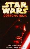 Portada de COSECHA ROJA  STAR WARS