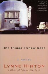 Portada de THE THINGS I KNOW BEST