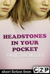 Portada de HEADSTONES IN YOUR POCKET