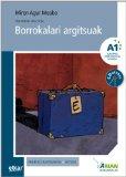 Portada de BORROKALARI ARGITSUAK (+CDA) (ARIAN IRAKURGAIAK)