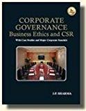 Portada de CORPORATE GOVERNANCE BUSINESS ETHICS AND CSR 2/E