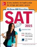 Portada de MCGRAW-HILL EDUCATION SAT 2015