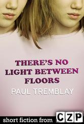 Portada de THERE'S NO LIGHT BETWEEN FLOORS