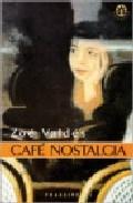 Portada de CAFÉ NOSTALGIA